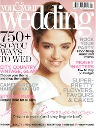 Published In You Your Wedding Magazine May June Issue 2012 Your Wedding Magazine