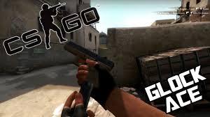 "CS GO Gameplay: ""<b>GLOCK BLOCKED</b>"" - Glock ACE, All ..."