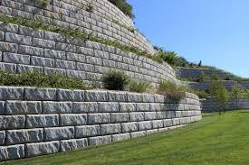 redirock wall