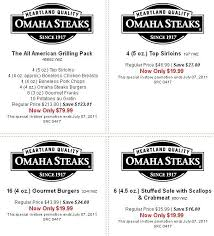 100 kansas city steaks gift card for only 80 free