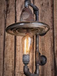 reclaimed industrial lighting. Reclaimed Products Industrial Lighting. Single Wall Lights Chantelle Lighting Bespoke Uk