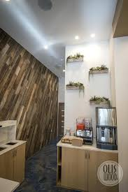 wall woodwork reclaimed wood cladding and custom commercial fine woodworking cabinet