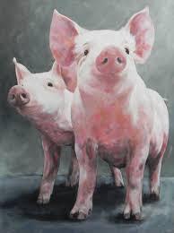 Http Mariellevaneijk Nl Schilderijen Php Type Dieren Marielle