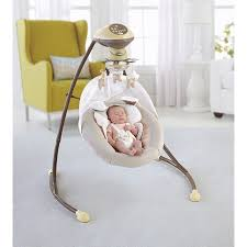 Fisher Price's My Little Snugapuppy Cradle 'n Swing Review ...