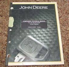 manual heavy equipment parts accessories for onan john deere technical manual onan engines b43e b43g p218g p220g t260 316 318 420