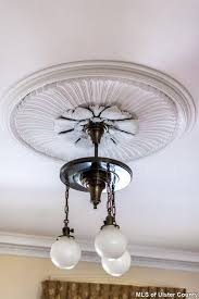 vintage light fixtures from 1850 s home in stone ridge