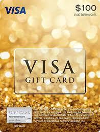 100 visa gift card plus 5 95 purchase fee