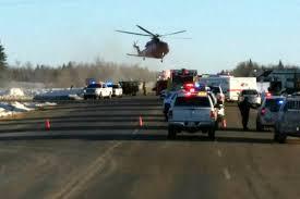 Canada mourns: 15 die when truck, hockey team bus collide - The ...