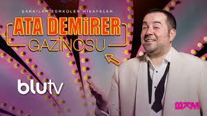 Ata Demirer Gazinosu 31 Aralık'ta BluTV'de! - YouTube