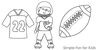 football coloring pages. Exellent Football In Football Coloring Pages P