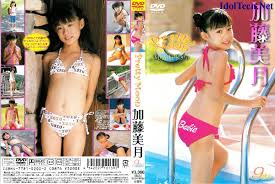 Japanese Junior Idol Gravure Idol U15 18 very hot teen movie. SCDV 10139 Pretty Moon Teen