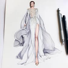 Model Dress Design Drawing Design Fashion Design Sketches Dress Sketches Fashion
