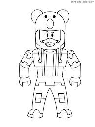 Select from 35450 printable coloring pages of cartoons, animals, nature, bible and many more. Roblox Coloring Pages Print And Color Com Halloween Coloring Pages Pirate Coloring Pages Cartoon Coloring Pages
