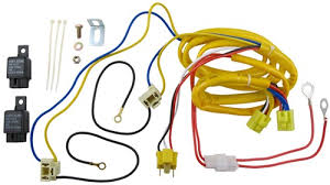 putco heavy duty harness and relay for h4 halogen bulbs putco putco heavy duty harness and relay for h4 halogen bulbs putco accessories and parts p230004hw