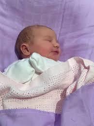 Baby Henrietta Frances Ivy Lowe