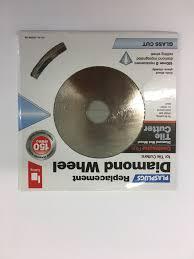 150mm glass diamond wheel cutting blade