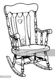 rocking chair drawing easy. rocking chair drawing easy