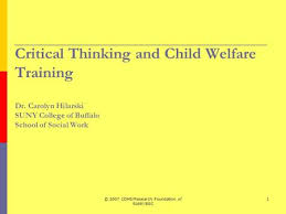Creating Trauma Informed Child Welfare Systems  Moving towards     Change in School