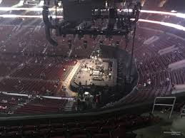Wells Fargo Center Section 215 Concert Seating