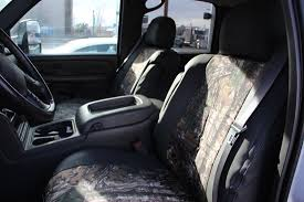 2003-2006 Chevy/GMC Seat Covers - Covers & Camo