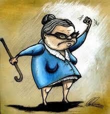 Resultado de imagen de tiny old woman