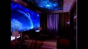 glow in the dark paint for wallsGlow In The Dark Bedroom Design Ideas Inspiration  YouTube