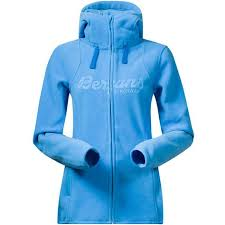 Bergans Of Norway Light Winter Sky Blue Bryggen Jacket