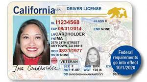 Proof Address Area Californians 3m Nbc Real Id - With Bay More Need Of