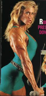 Bodybuilder Elisa   My reviews and Ramblings   LiveJournal