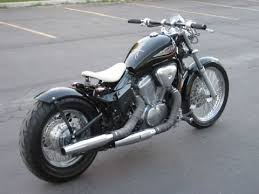 honda shadow vlx600 bobber by blue collar bobbers youtube