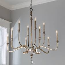 full size of living gorgeous silver and crystal chandeliers 20 gold chandelier large jpg c 1520546812