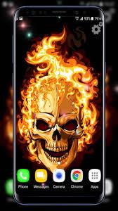 Skull Live Wallpaper for Android - APK ...