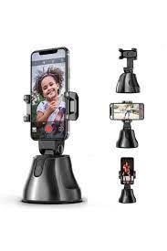 Avrupa 360 Otomatik Yüz Nesne Takip Akıllı Çekim Telefon Kamera Tutucu  Fiyatı, Yorumları - TRENDYOL