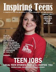 Teen inc internships teen job