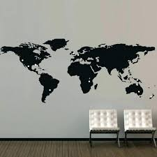 giant wall maps large world map wall sticker giant decor best of for giant wall maps extra large world map wall sticker giant wall maps