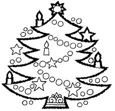 Kerstboom Met Kerstballen Kleurplaat Information And Ideas Herz Intakt