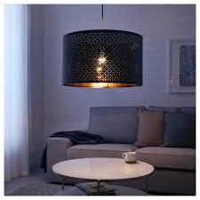 Nymö Lamp Shade Blue Brass Color