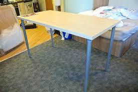 white table top ikea. Gerton Table Top Leg Adjustable Oil .  White Ikea