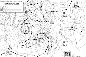 Synoptic Chart Synoptic Chart At 18 Utc On 4th February 2014 From Uk Met