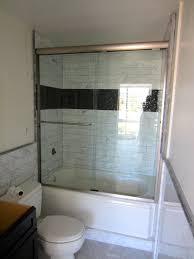 bypass shower door. Glass Sliding Bypass Shower Door Installation