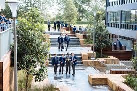 Site Design Landscape Architects Cronulla Therry Courtyard St Ignatius College Riverview Landscape