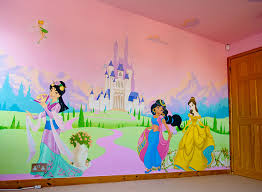 disney wallpaper for bedrooms. disney princesses wallpaper for girl kids room bedrooms i
