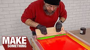 Getting Started in <b>Screen Printing</b>. How it Works and What You Need ...