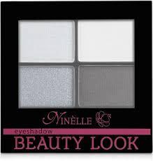 Ninelle Beauty Look - Тени для век 4-х цветные: купить по лучшей ...