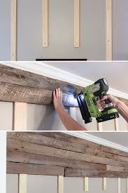 pallet ideas for walls. how to create a wood pallet accent wall ideas for walls