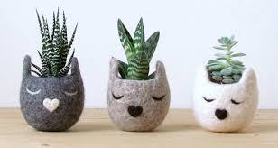 Animal Themed Planters