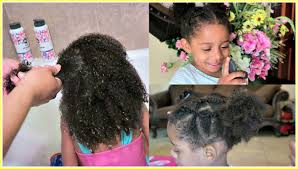Toddler Curly Hairstyles Easy Toddler Curly Hair Routine Feat Socozy Youtube
