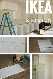 IKEA kitchen cabinets are a big project to take on yourself Are they worth  it