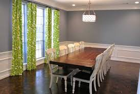 painted dining room furniture ideas dining rooms paint elegant room ideas with chair rail regard