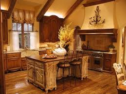 Image Of: Kitchen Home Decor Ideas Tuscan Style